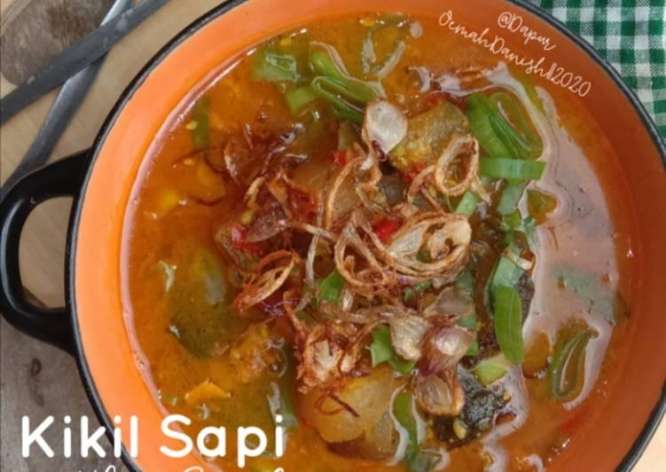 Resep Kikil Sapi Surabaya