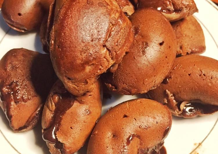 Cara Menyiapkan Chocolava Simple Yang Lezat