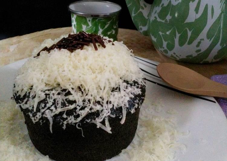 Resep Oreo Steam Cake