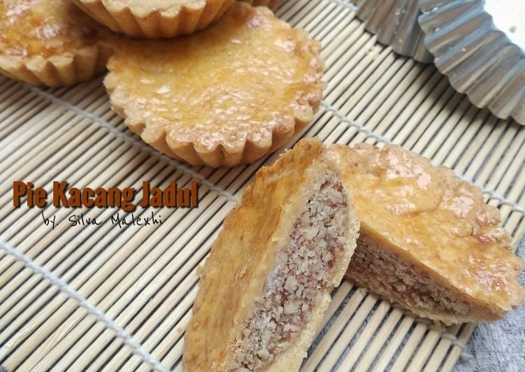 Resep Pie Kacang Jadul
