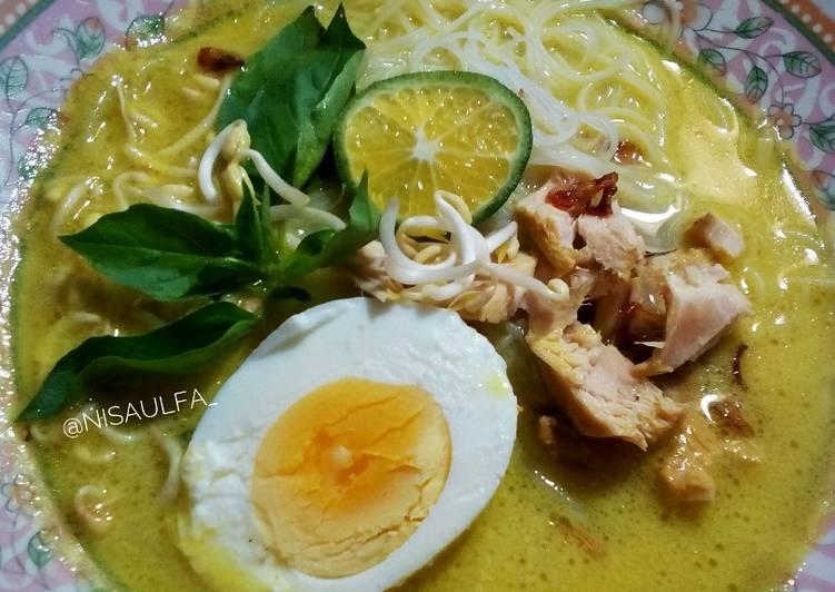 Resep Laksa Ayam
