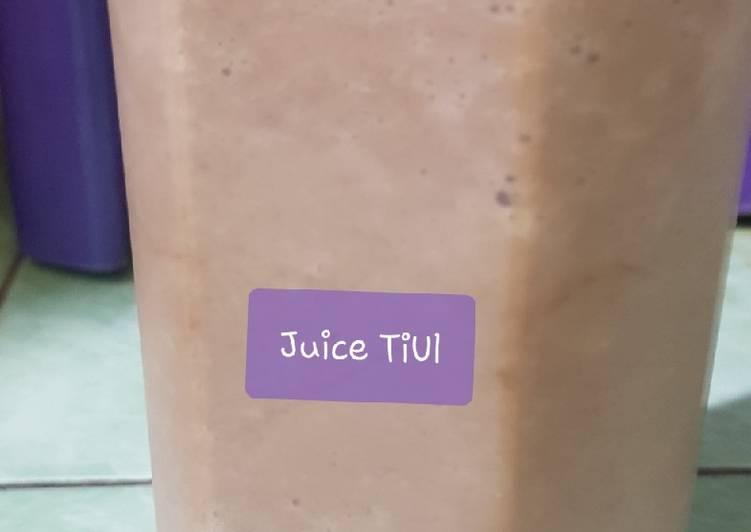 Resep Juice TiUl
