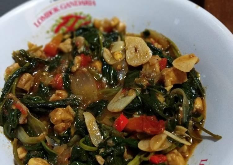 Resep Cah Kangkung Apalah by dapur eNJi