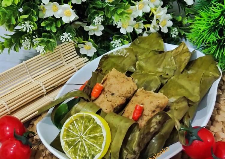 Resep Pepes Daging Sapi (Gadon)