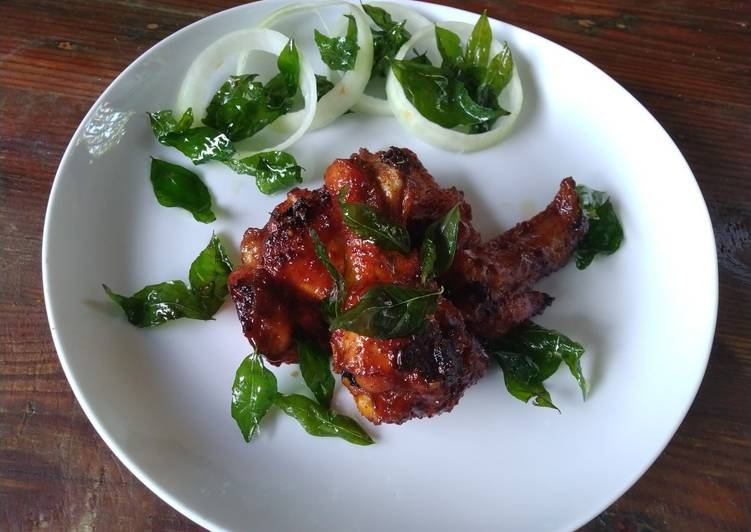 Resep Tandoori Chicken