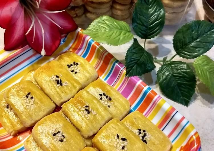 Resep 12.2019.Almond Butter Cookies