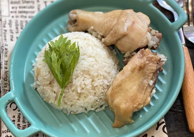 Resep Nasi Ayam Rice Cooker ala Tiger Kitchen