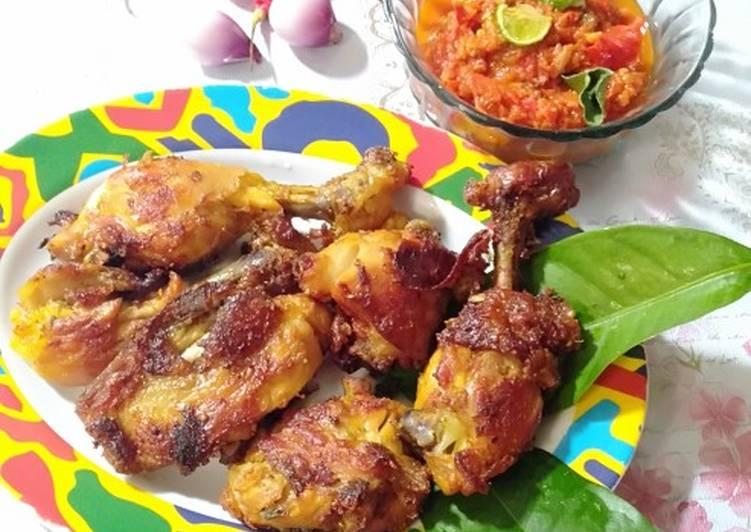 Resep Ayam goreng ren,yah