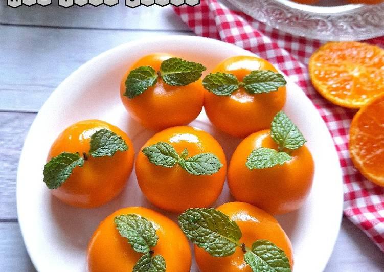 Resep Kue Tok Jeruk