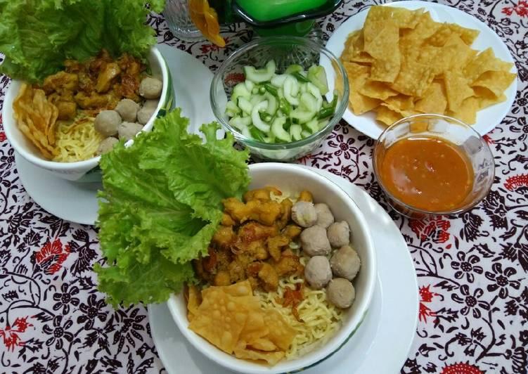Resep Mie Ayam Yummy