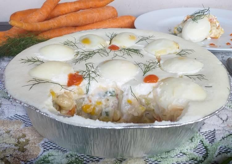 Resep Salad Panggang