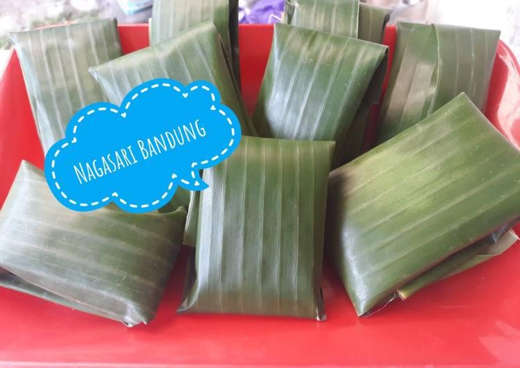 Resep Nagasari Bandung