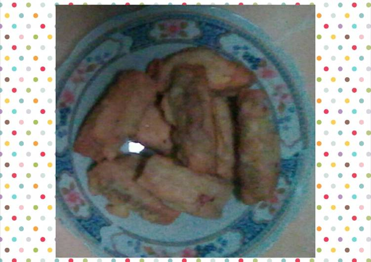 Resep Tahu baso goreng