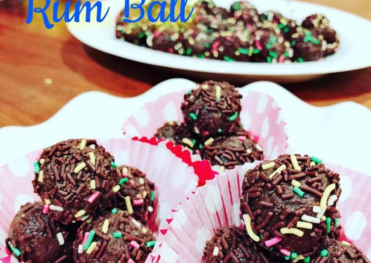Resep Rum Ball