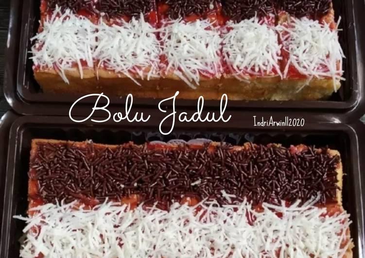 Resep Bolu Jadul Law Thomas