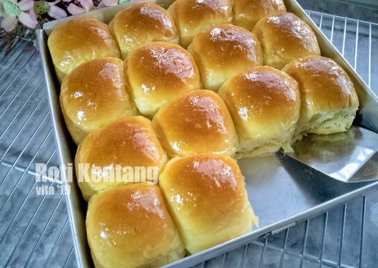 Resep Roti Kentang
