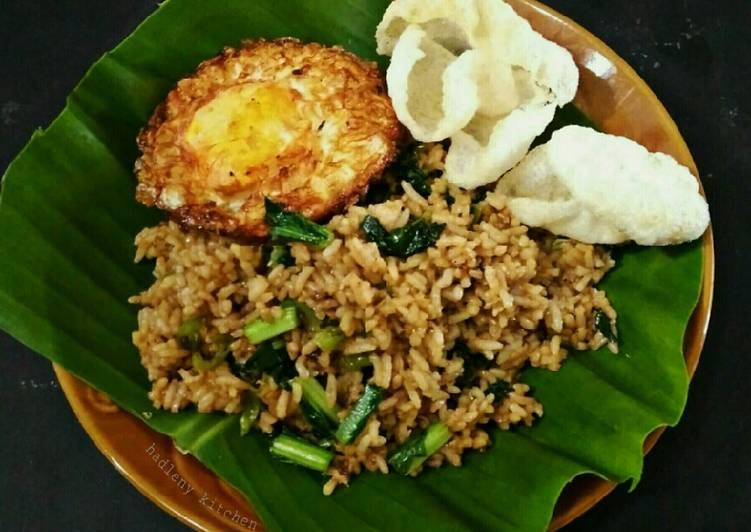 Resep Nasi Goreng Sayur