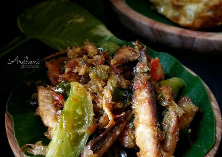 Resep Pindang Salem Suwir Sambel Bawang