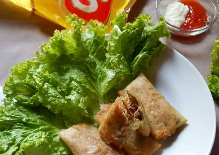 Resep Lumpia Ayam Wortel