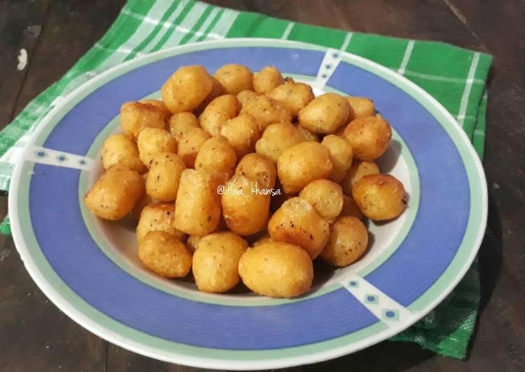 Resep Cheese Potato Bites