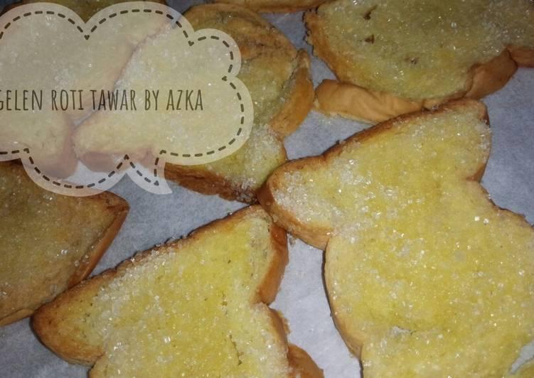 Resep #day Bagelen Roti Tawar