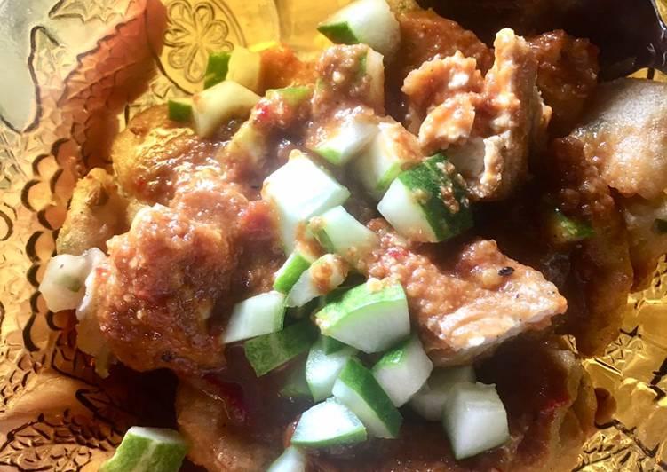 Resep Batagor simple tanpa ikan ala rumahan
