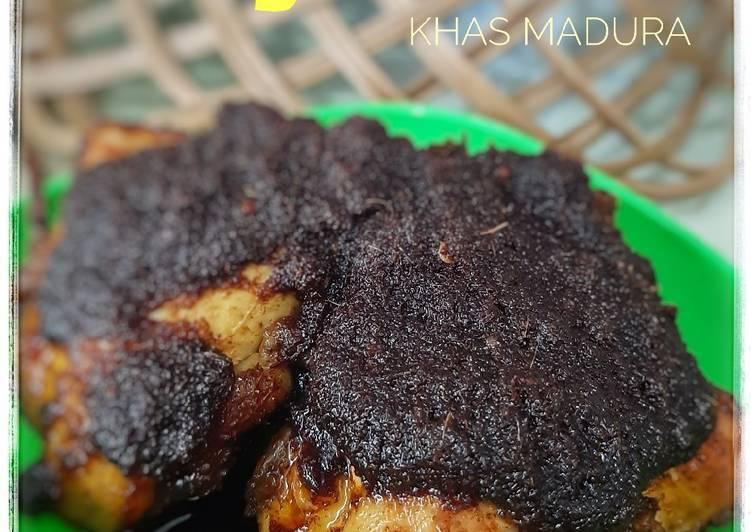 Resep Ayam Hitam Khas Madura