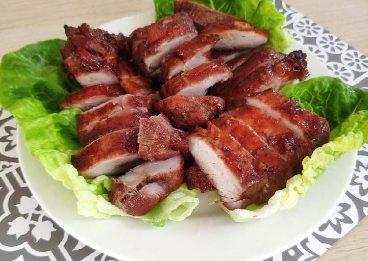 Resep Char Siu (Chinese BBQ Pork)