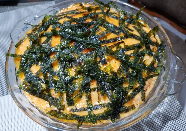 Resep Chicken Mentai Rice