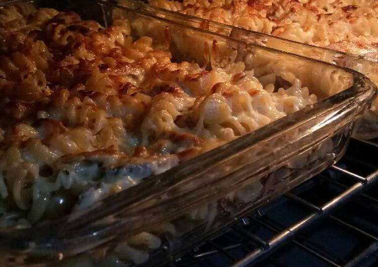 Resep Ala Gordon.R! Pasta Creamy Mushroom & Sausage