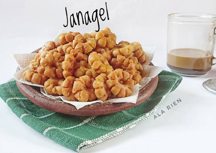 Resep Janagel
