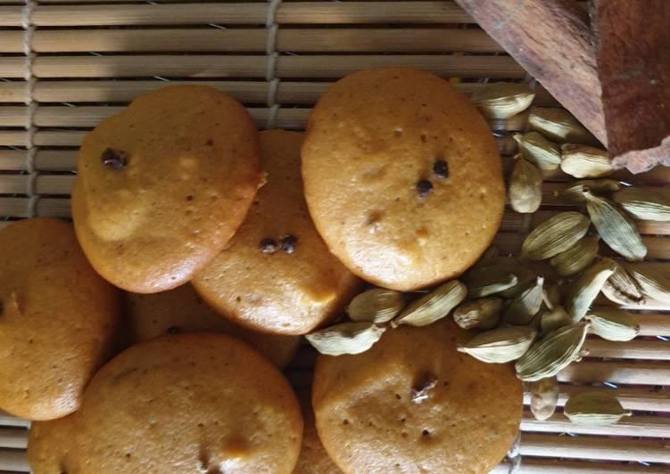 Resep Jahe cookies / ka'ak