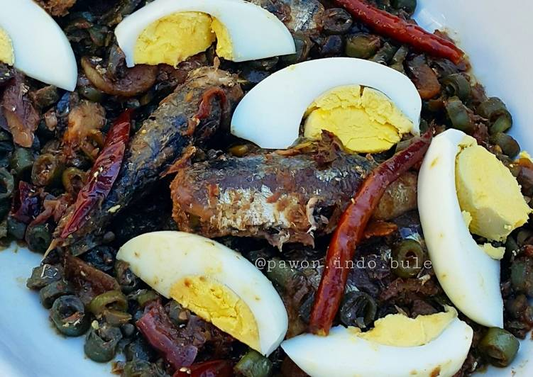Resep Tumis Ikan Sarden & Buncis
