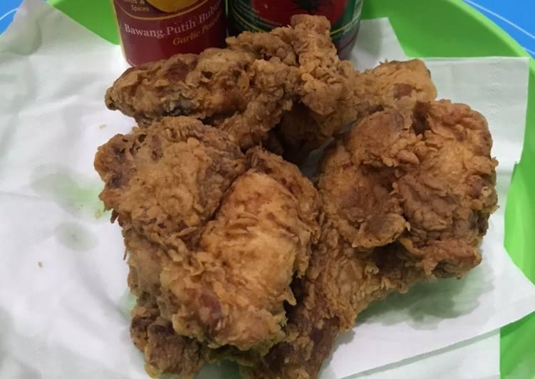 Resep Ayam KF* KW
