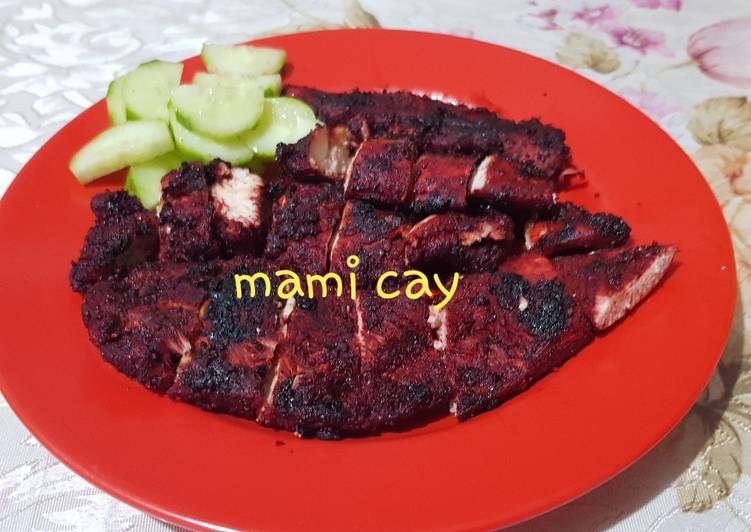 Resep Ayam Charsiu