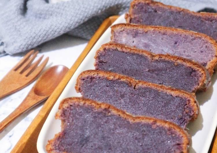Resep Kue Ubi ungu
