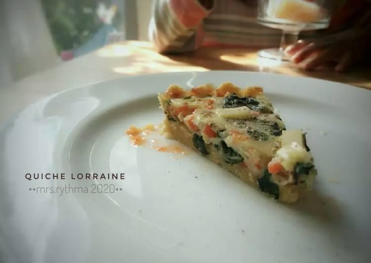 Resep Quiche Lorraine