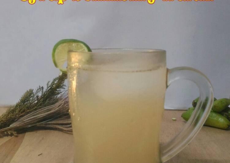 Resep Syrup belimbing wuluh