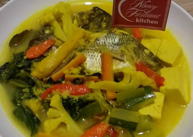 Resep Ikan Mujaer Acar Kuning (Diet Enak Diabetes)