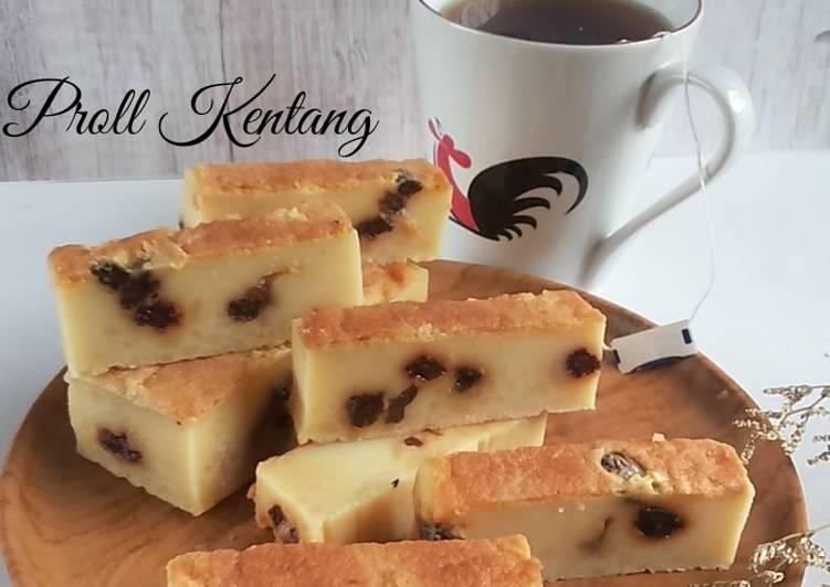 Cara Membuat 6 Proll Kentang Ala Ratih Gluten Free Dairy Free Yang Enak