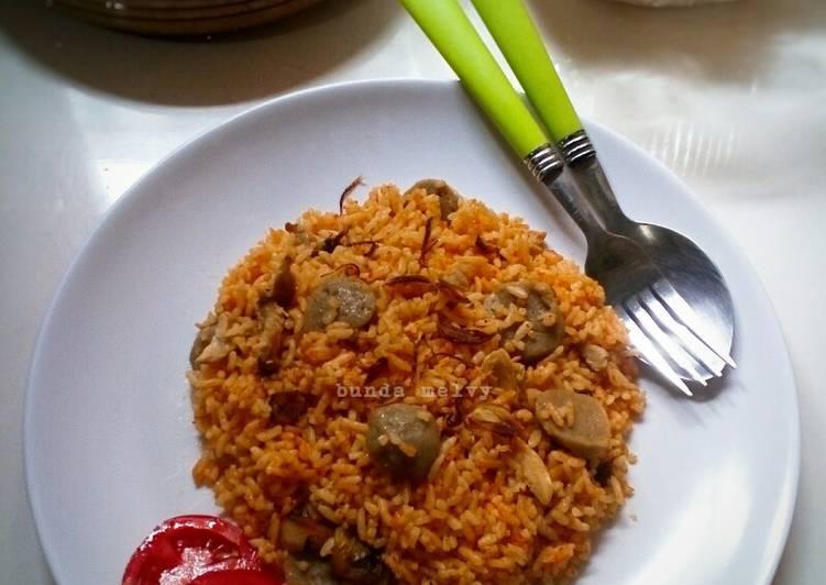 Resep Nasi Goreng Balado