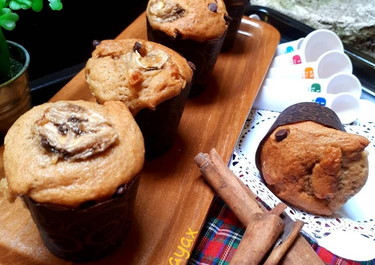 Resep The best Banana Muffin