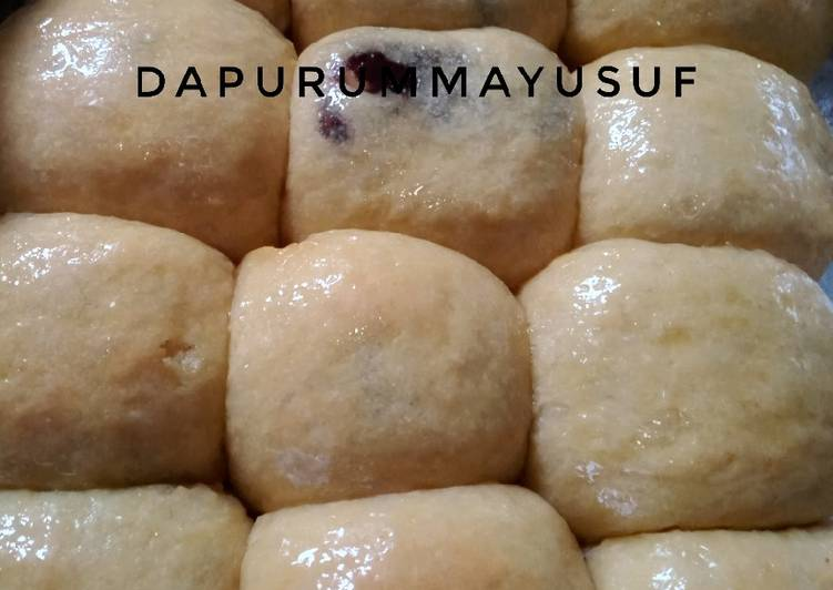 Resep Roti Sobek Ekonomis (oven tangkring)