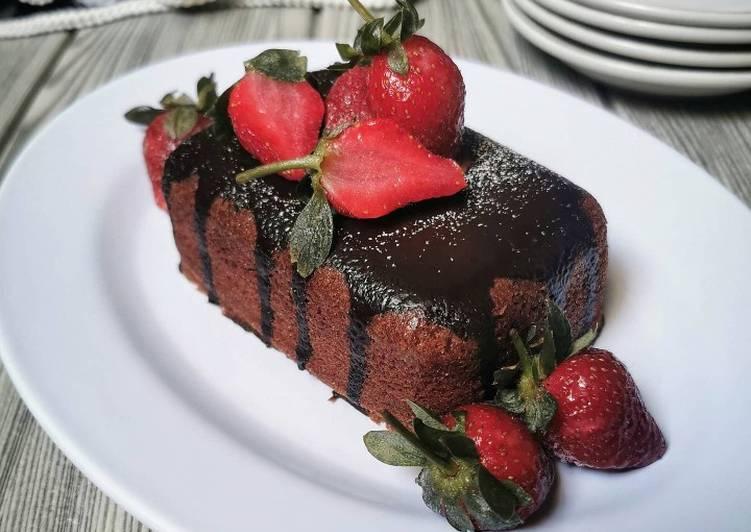 Resep Cake Kukus Milo