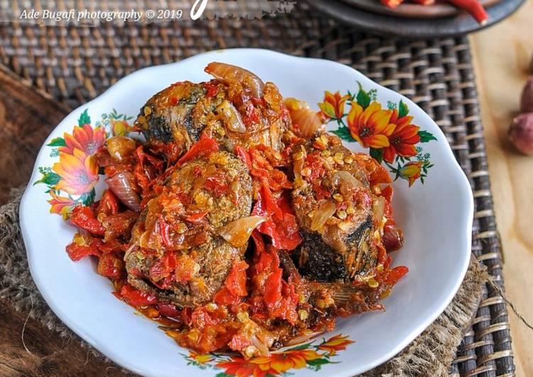 Resep Balado tongkol ala rumah makan padang