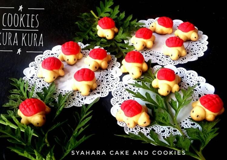 Resep Cookies Kura Kura Eggless