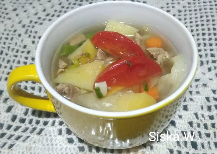 Resep Sup Daging