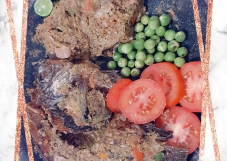 Resep Ikan goreng sambal Natinombur enakkkk bangett