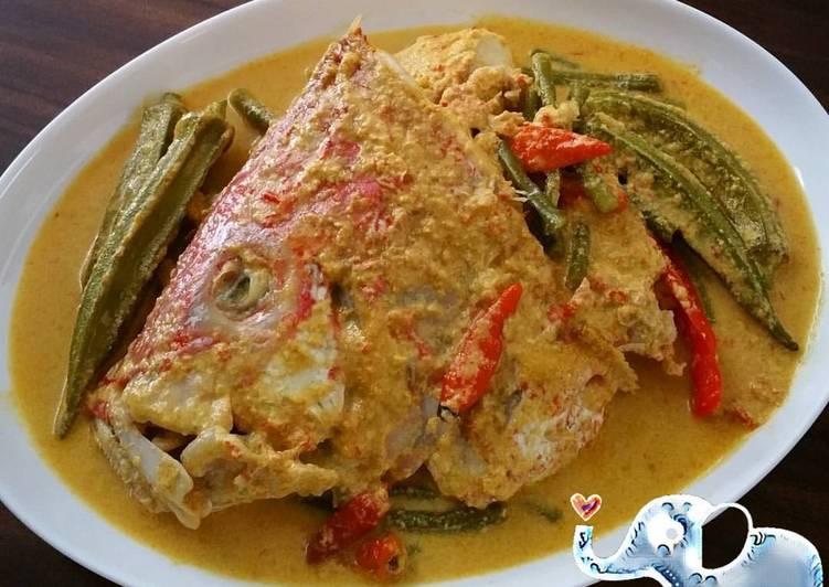 Resep Gulai Kepala Ikan