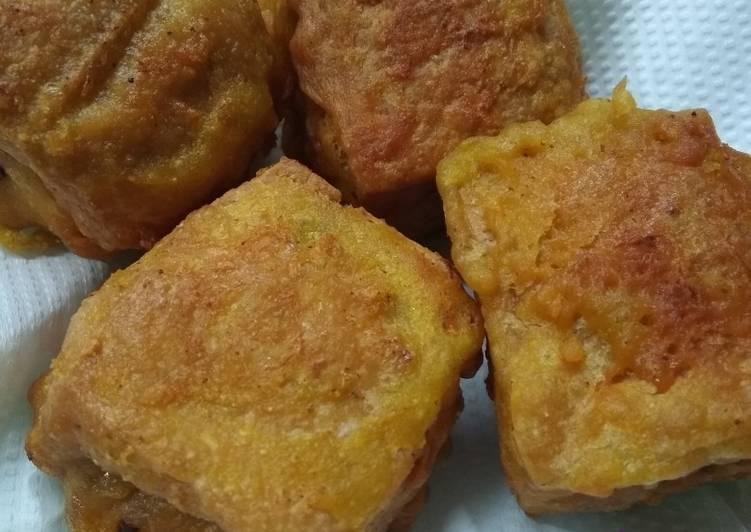 Resep Tahu Isi Sayuran